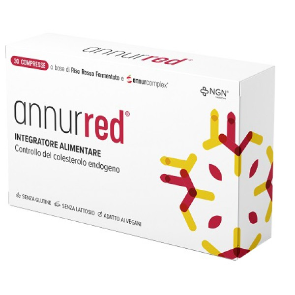 AnnurRed 30 Compresse