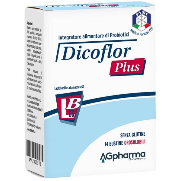 Dicoflor Plus - Integratore per l'equili...