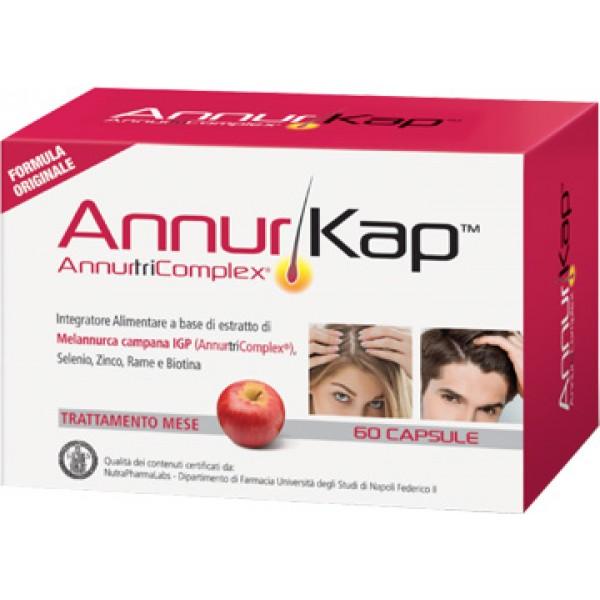 AnnurKap 60 compresse (Trattamento mensi...