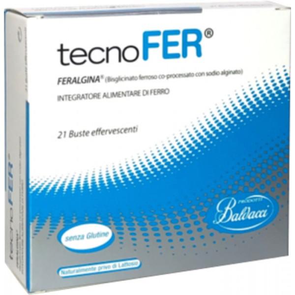 TECNOFER 21 Bust.