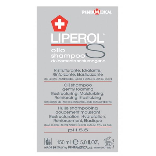 LIPEROL S Olio Sh.150ml