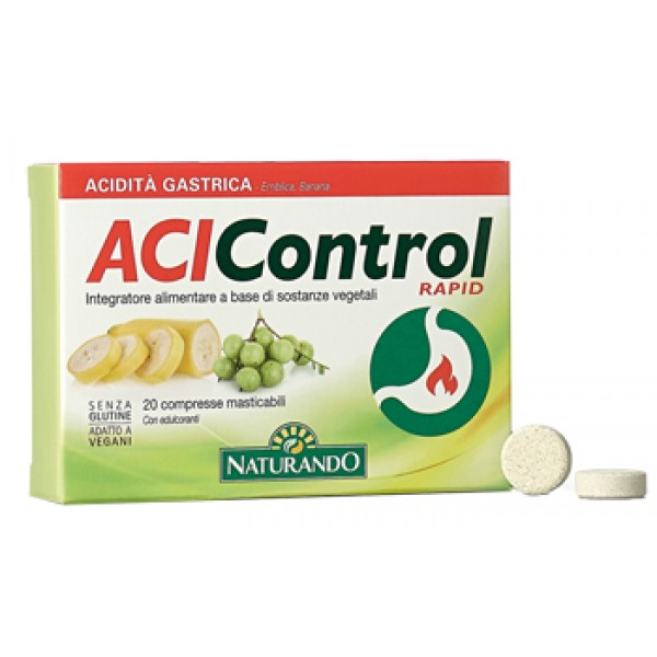 ACICONTROL Rapid 20 Cpr NTD