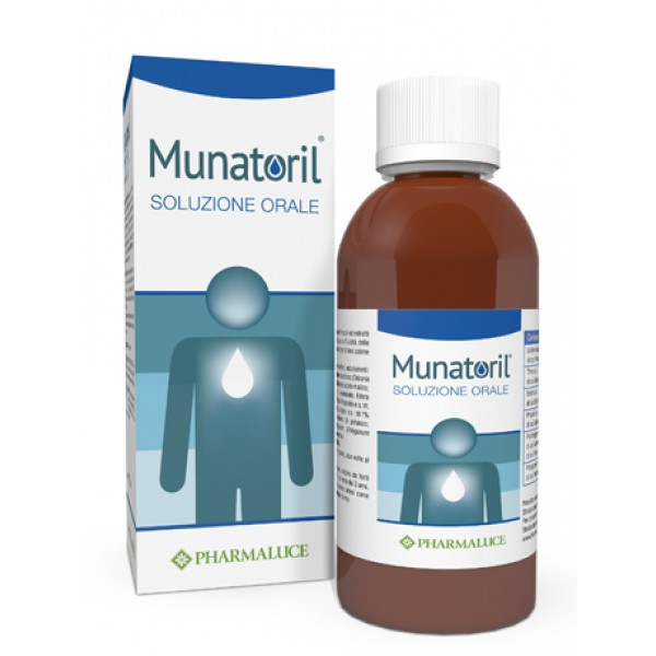 MUNATORIL Sol.Orale 150ml