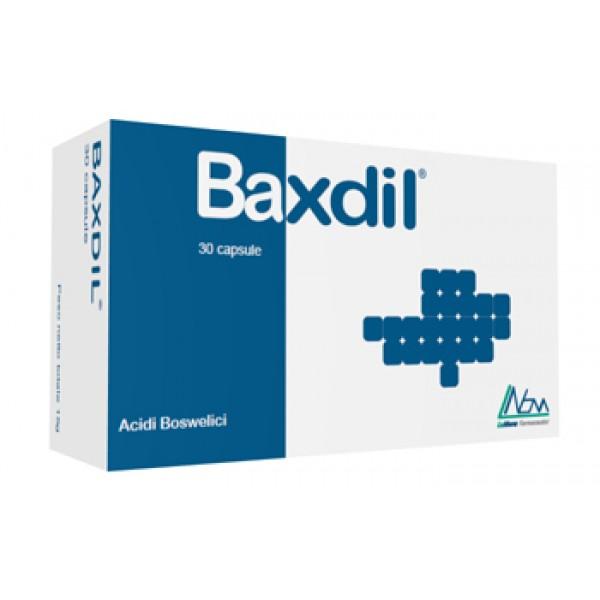 BAXDIL 500mg 30 Cps Gelatina