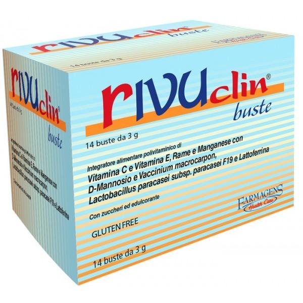 RIVUCLIN 14 Bust.3g