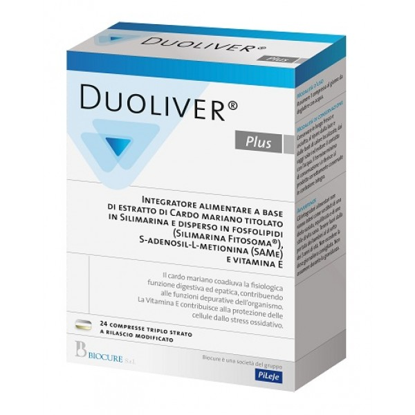 DUOLIVER Plus 24 Cpr