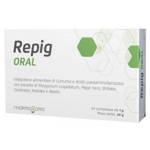 REPIG Oral 24 Cpr