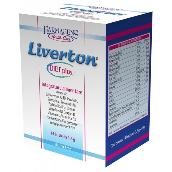 LIVERTON DIET Plus 14Bust.3,5g