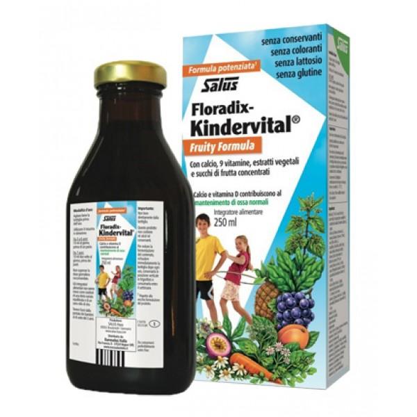 KINDERVITAL FruitVit.E/Ca250ml