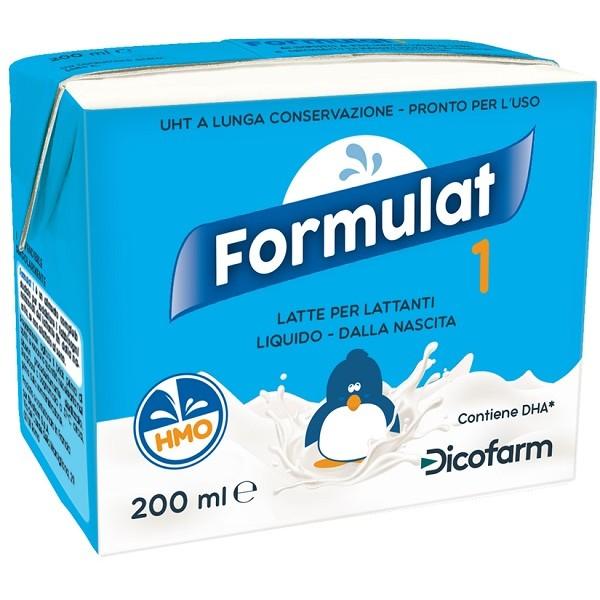 FORMULAT 1 Liq.Brick 3x200ml