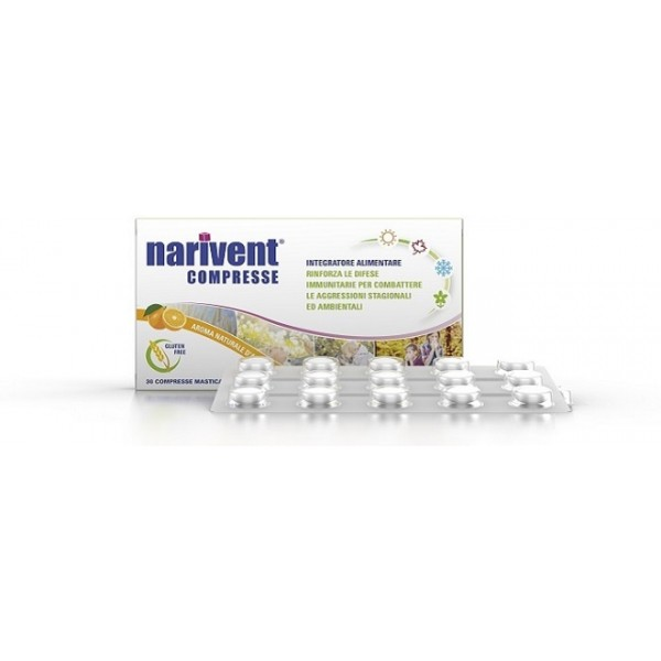 NARIVENT 30 Cpr
