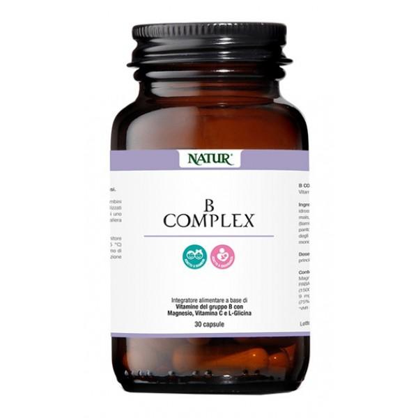 B COMPLEX 30*Cps NATUR