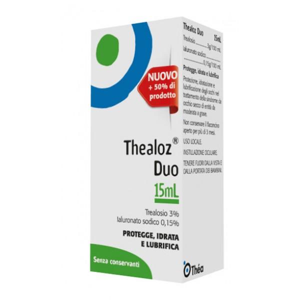 Thealoz Duo 15 Soluzione Oculare 15 ml