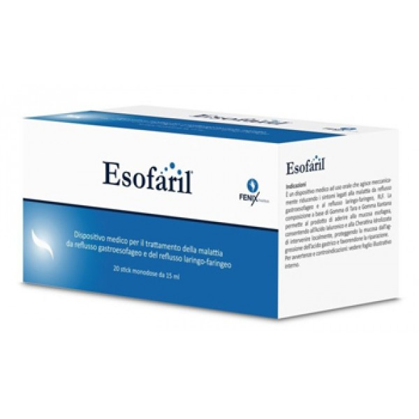 ESOFARIL 20 Bust.15ml