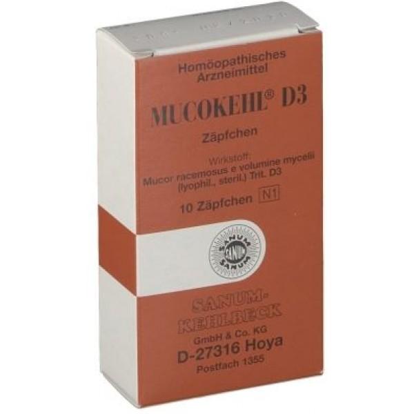 IMO SANUM MUCOKEHL D3 10 Supp.