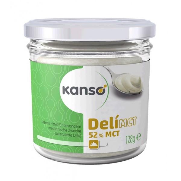 KANSO DELI Cream MCT 52% 128g