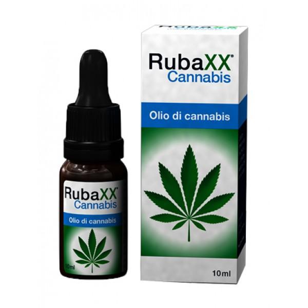 RUBAXX Cannabis Olio 10ml