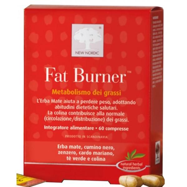 FAT BURNER 60 Compresse