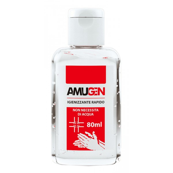 Amugen Igienizzante Mani 80ml