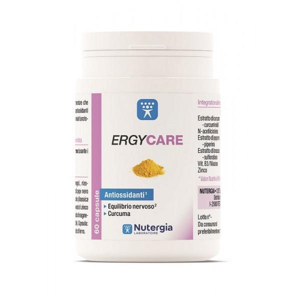 ERGYCARE*Curc/Broc/Pepe 60 Cps