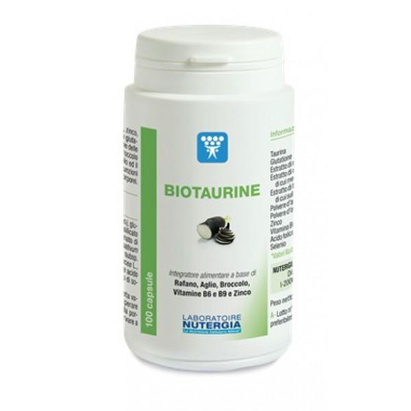 BIOTAURINE 100 Cps