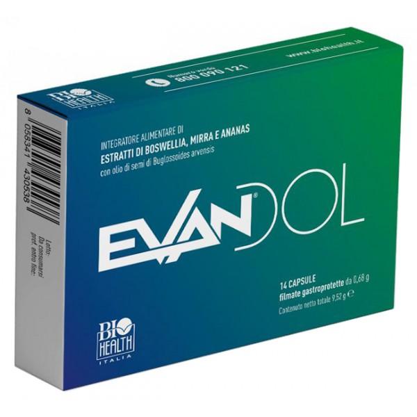 EVANDOL 14 Cps