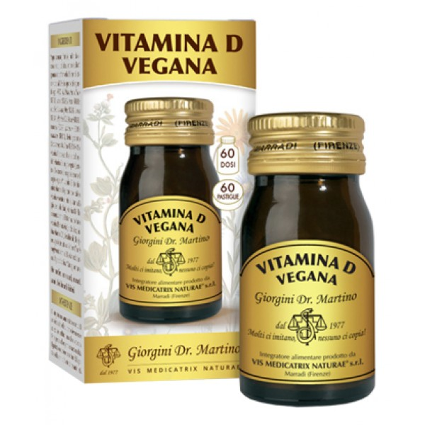 VITAMINA D Vegana 60Past.SVS