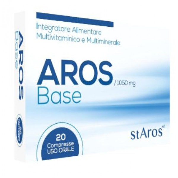 AROS BASE 1050mg 20 Cpr