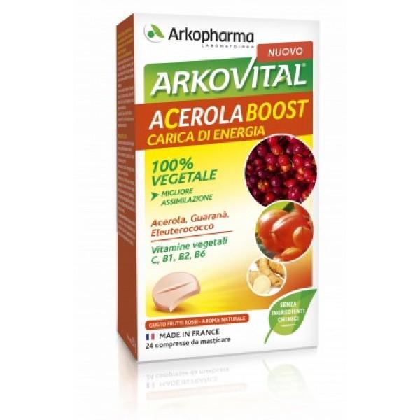 ACEROLA Boost 24 Cpr