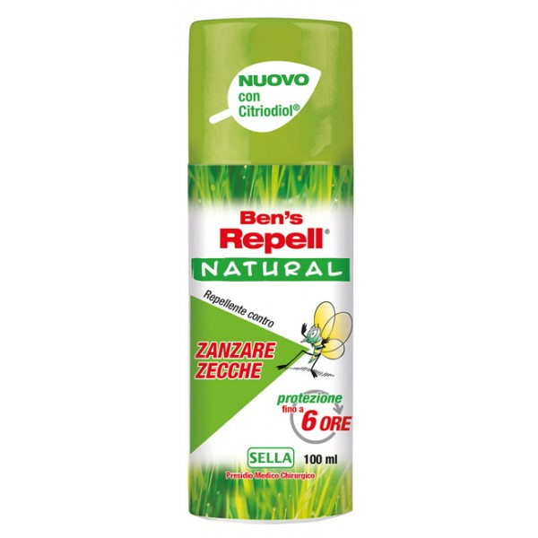 BEN'S Repell.Natural 100ml