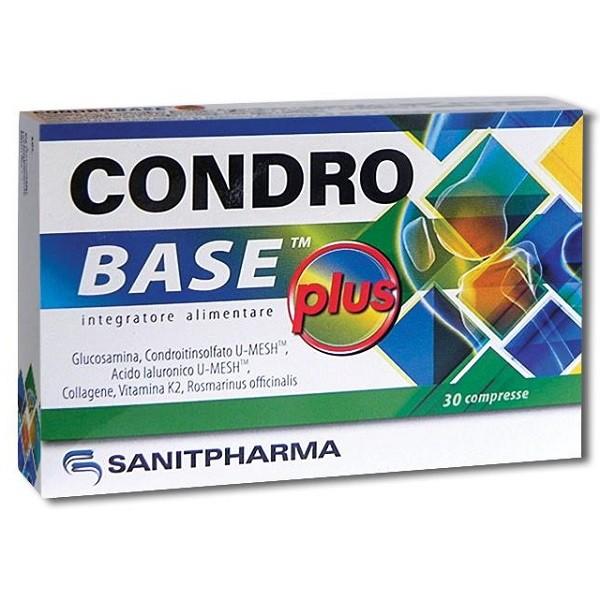 CONDROBASE Plus 30 Cpr