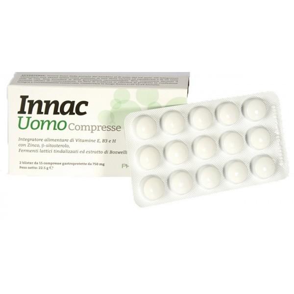 INNAC Uomo 30 Cpr