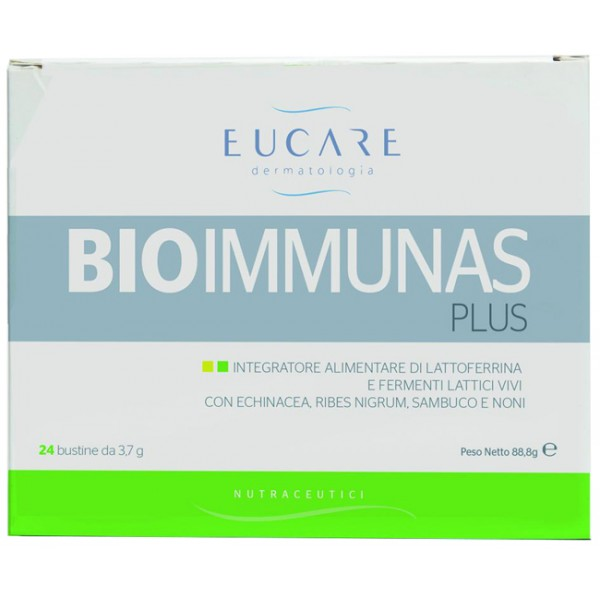 BIOIMMUNAS Plus 24 Bust.