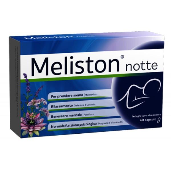 MELISTON Notte 40 Cps