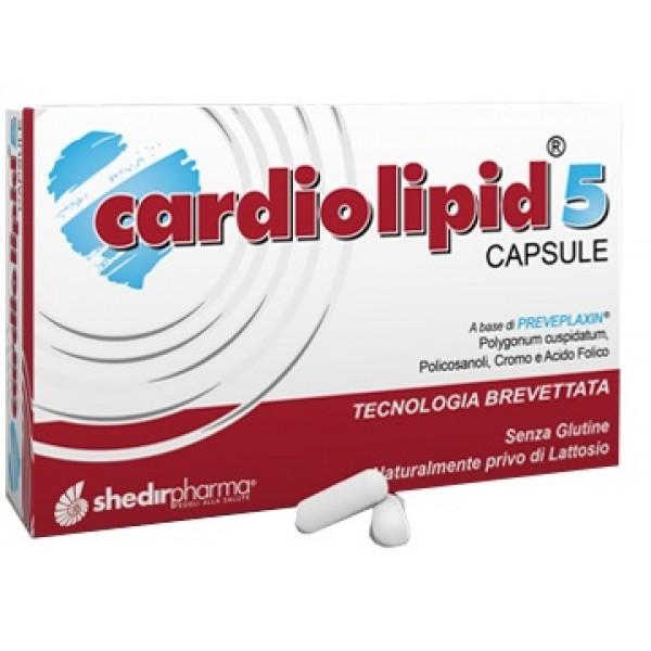 CARDIOLIPID*5 30 Cps