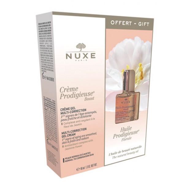 Nuxe Crème Prodigieuse Boost 40 ml + Hu...
