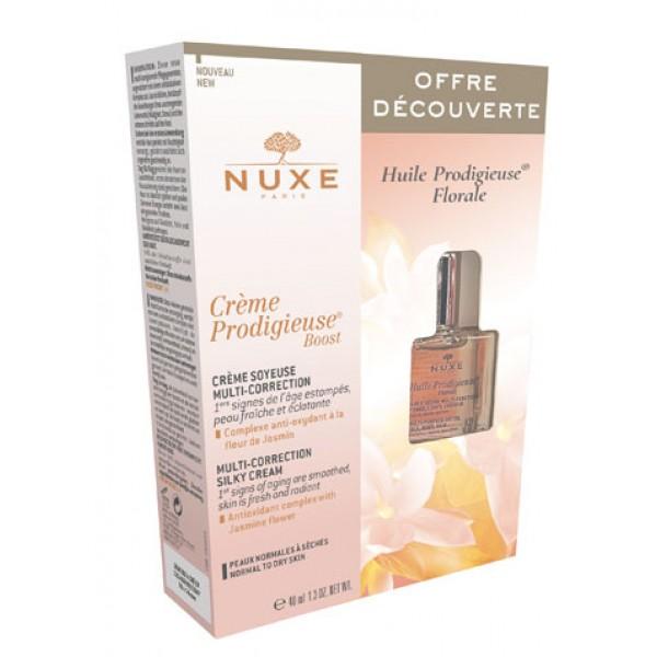 Nuxe Coff Cr Prod Ps+huile Pro