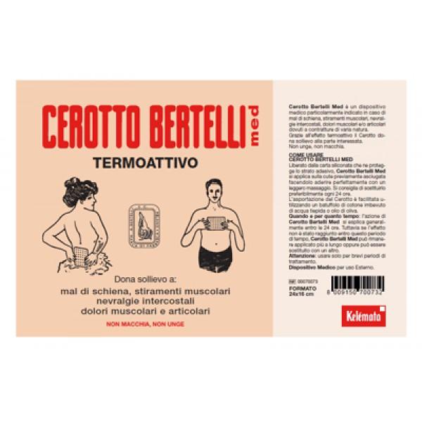 BERTELLI Cerotto Med.Grande