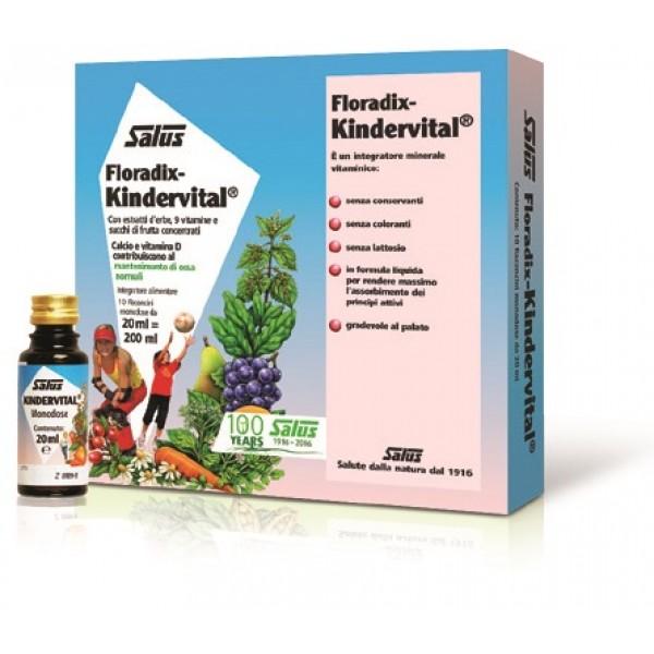 KINDERVITAL Monodose 10fl.20ml