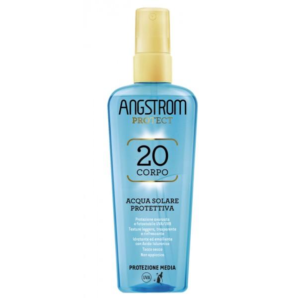 Angstrom Acqua Solare Protettiva SPF20 -...