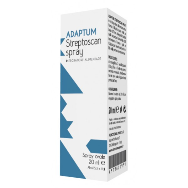 ADAPTUM Streptoscan Spray 20ml