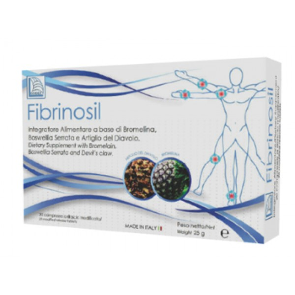 FIBRINOSIL 20 Cpr RM