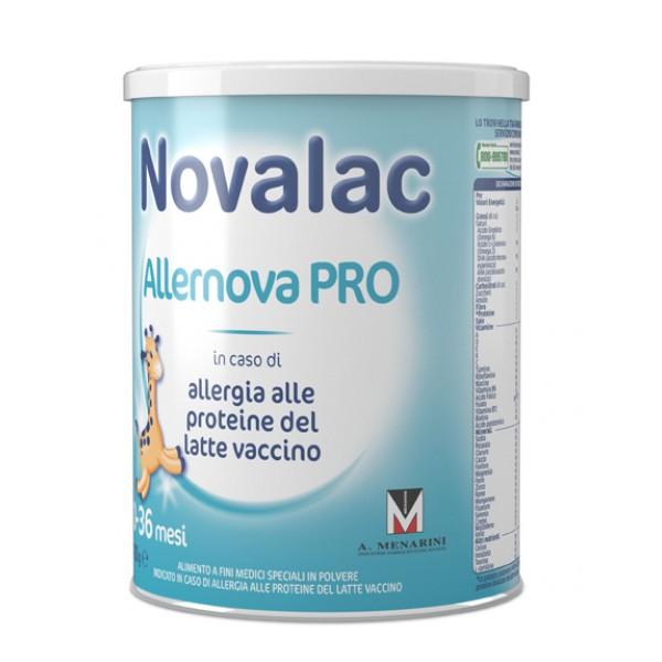 Novalac Allernova Pro Latte in Polvere 400 g