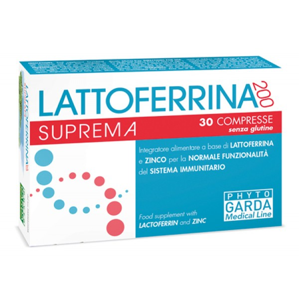 Lattoferrina 200 Suprema 30 Compresse
