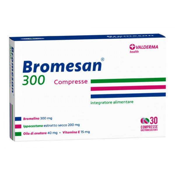 BROMESAN*300 30 Cpr Gastrores.