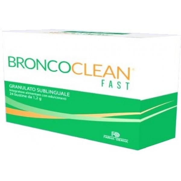 BRONCOCLEAN*Fast 24 Bust.1,2gr