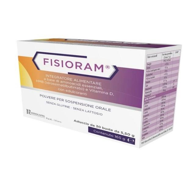 FISIORAM 30 Bust.5,5g