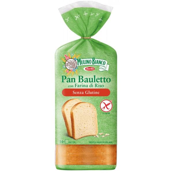 MULINO BIANCO S/G Pane F/Riso
