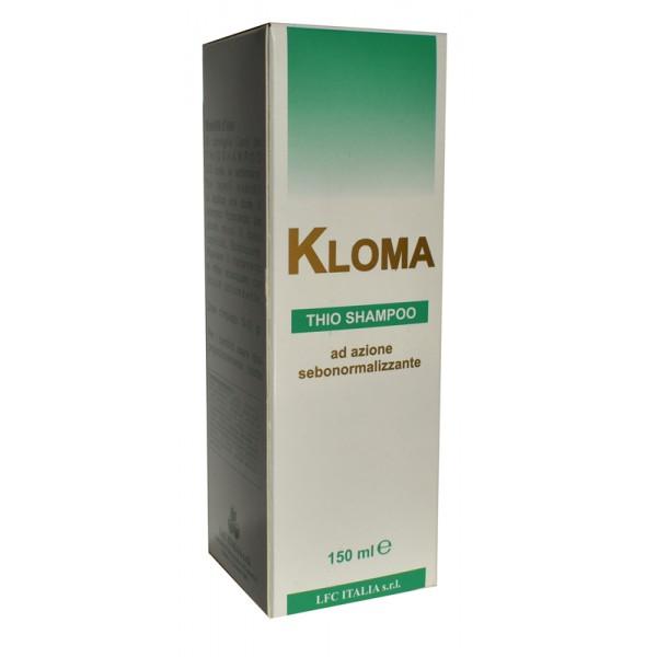 KLOMA Thioshampoo 150ml