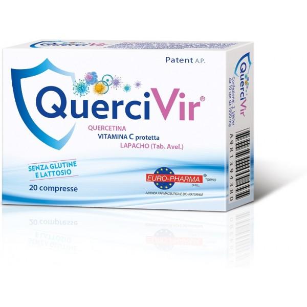 QUERCIVIR  20 Cpr